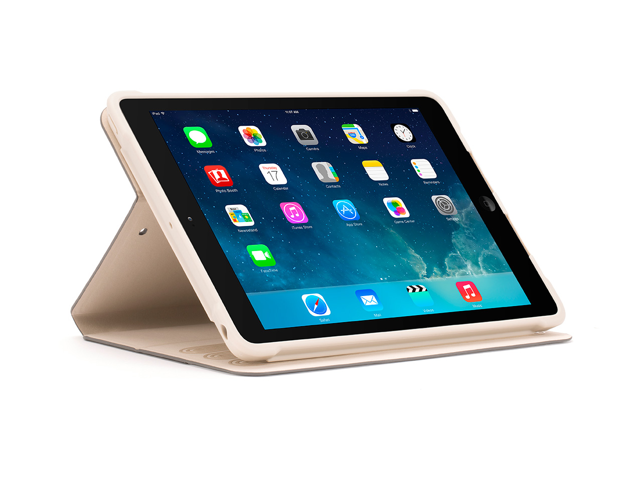 Nickel TurnFolio Multi-Positional Folio for iPad Air