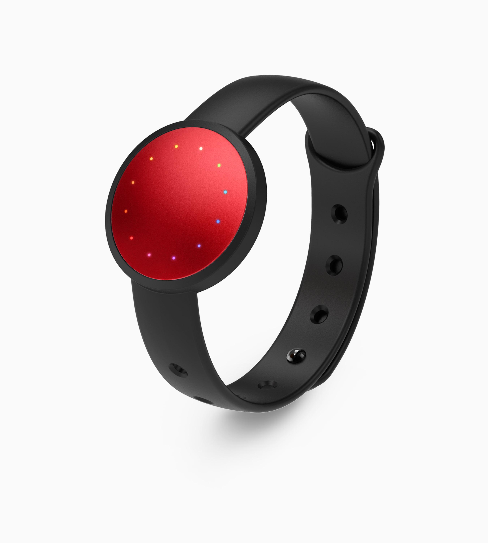 Misfit Shine 2 Fitness + Sleep Tracker - Red