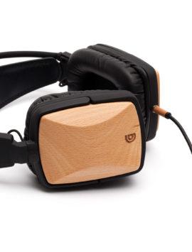 Beech WoodTones Over-The-Ear Headphones