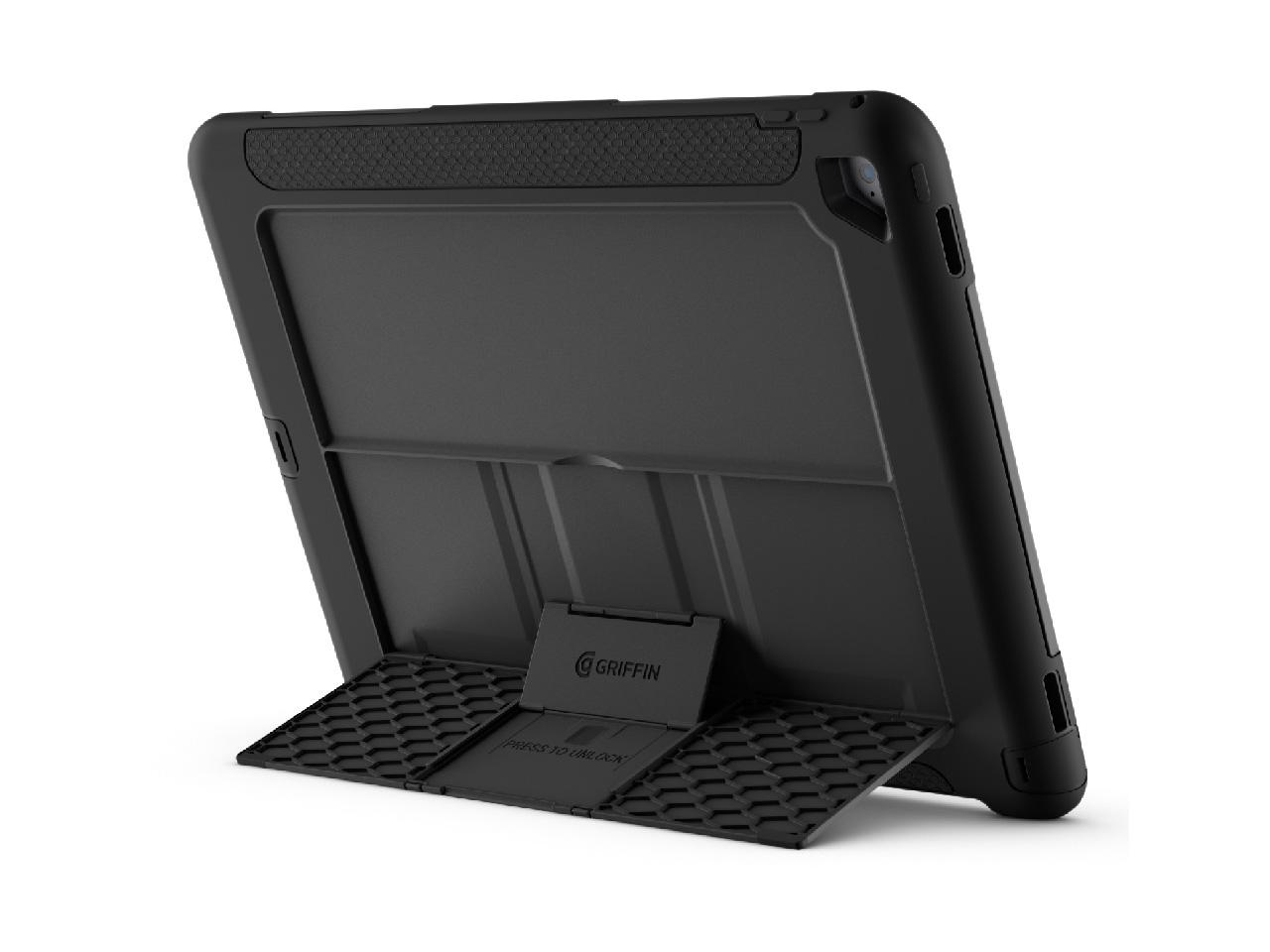 iPad Pro 12.9 Case- Black Survivor Slim