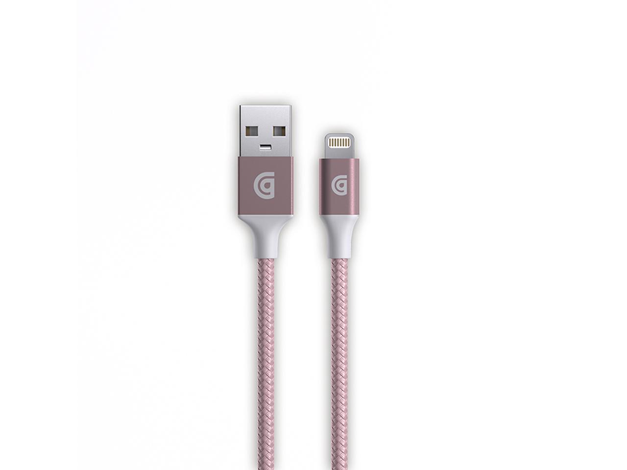 Premium Braided Lightning Cable