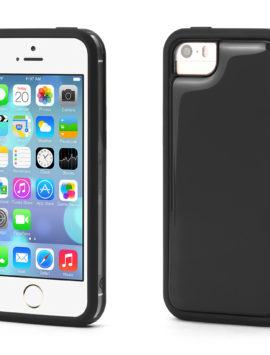 Bon Bon Black Identity Protective Case for iPhone 5/5s