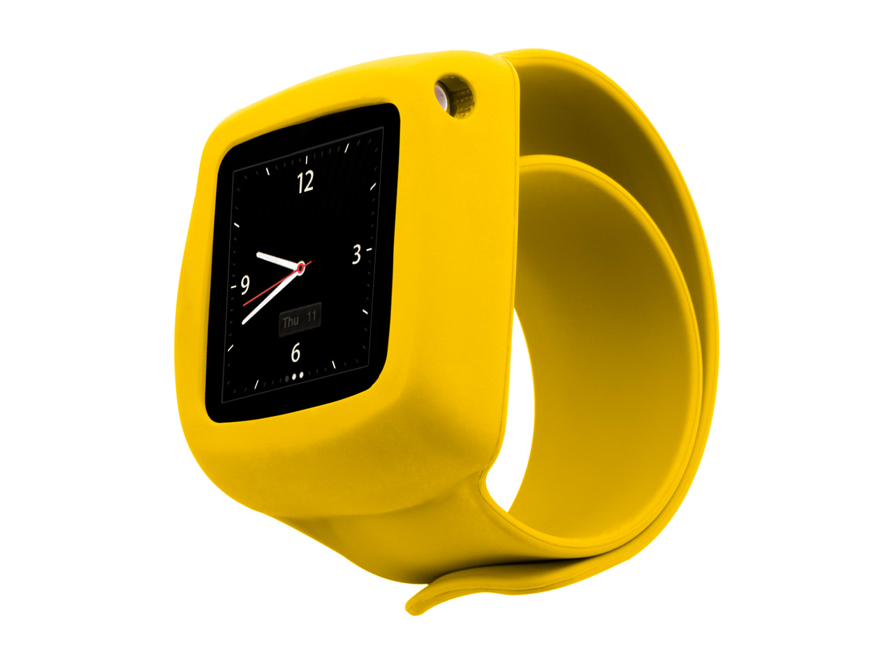 Yellow Slap Bracelet Case for iPod nano (6th gen.)