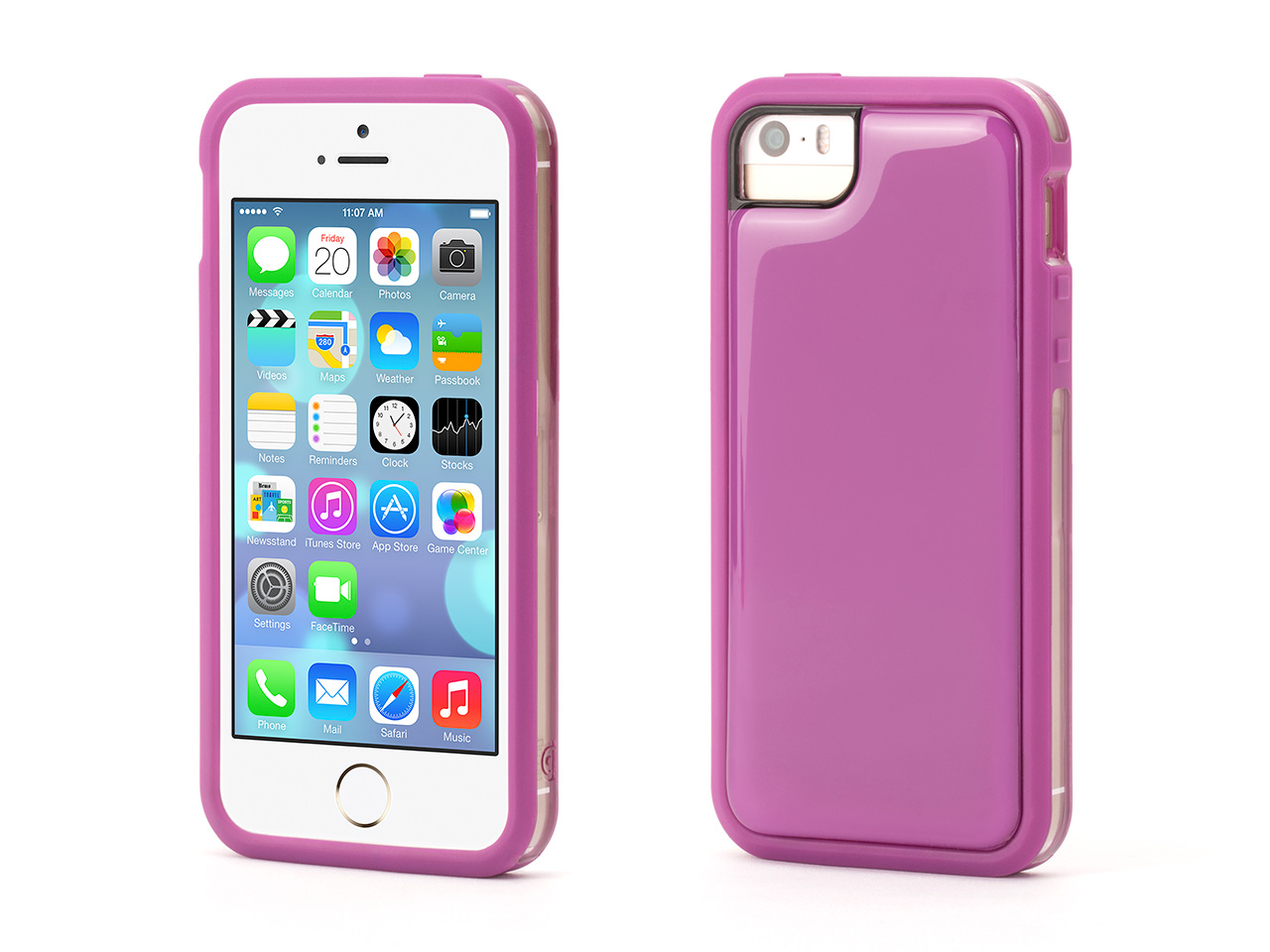Berry Crush Bonbon Identity Protective Case for iPhone 5/5s
