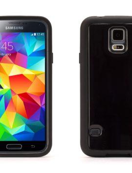 Black Bon Bon Identity Protective Case for Samsung Galaxy S5