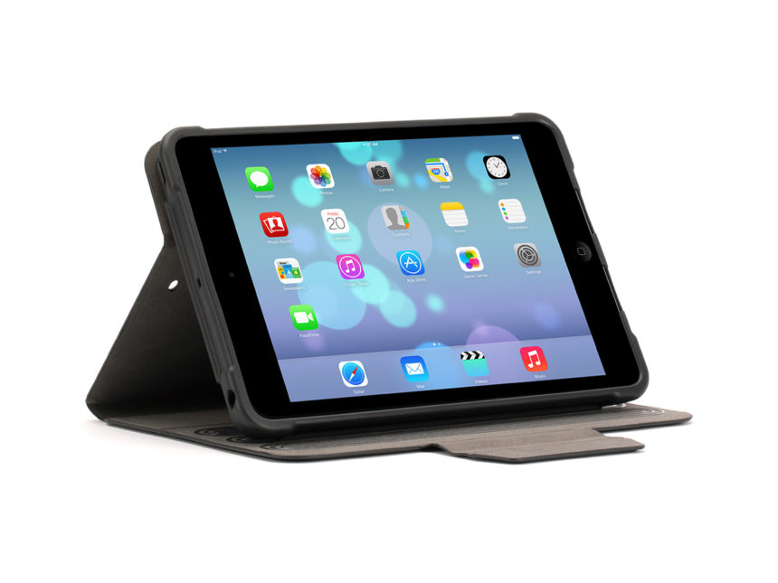 Black TurnFolio Multi-Positional Folio for iPad mini
