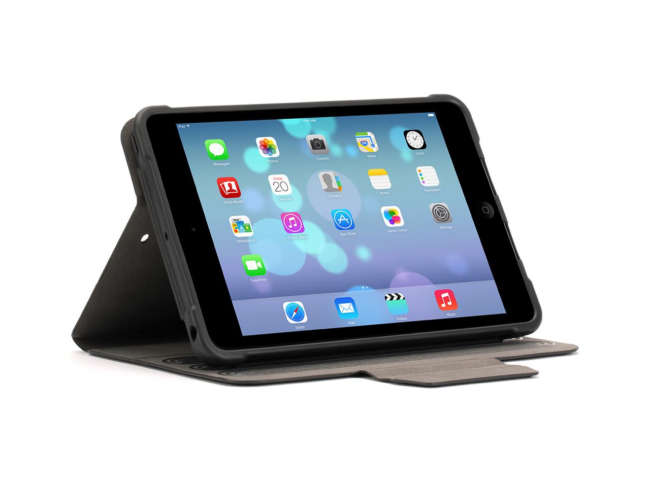 Black TurnFolio Multi-Positional Folio for iPad mini