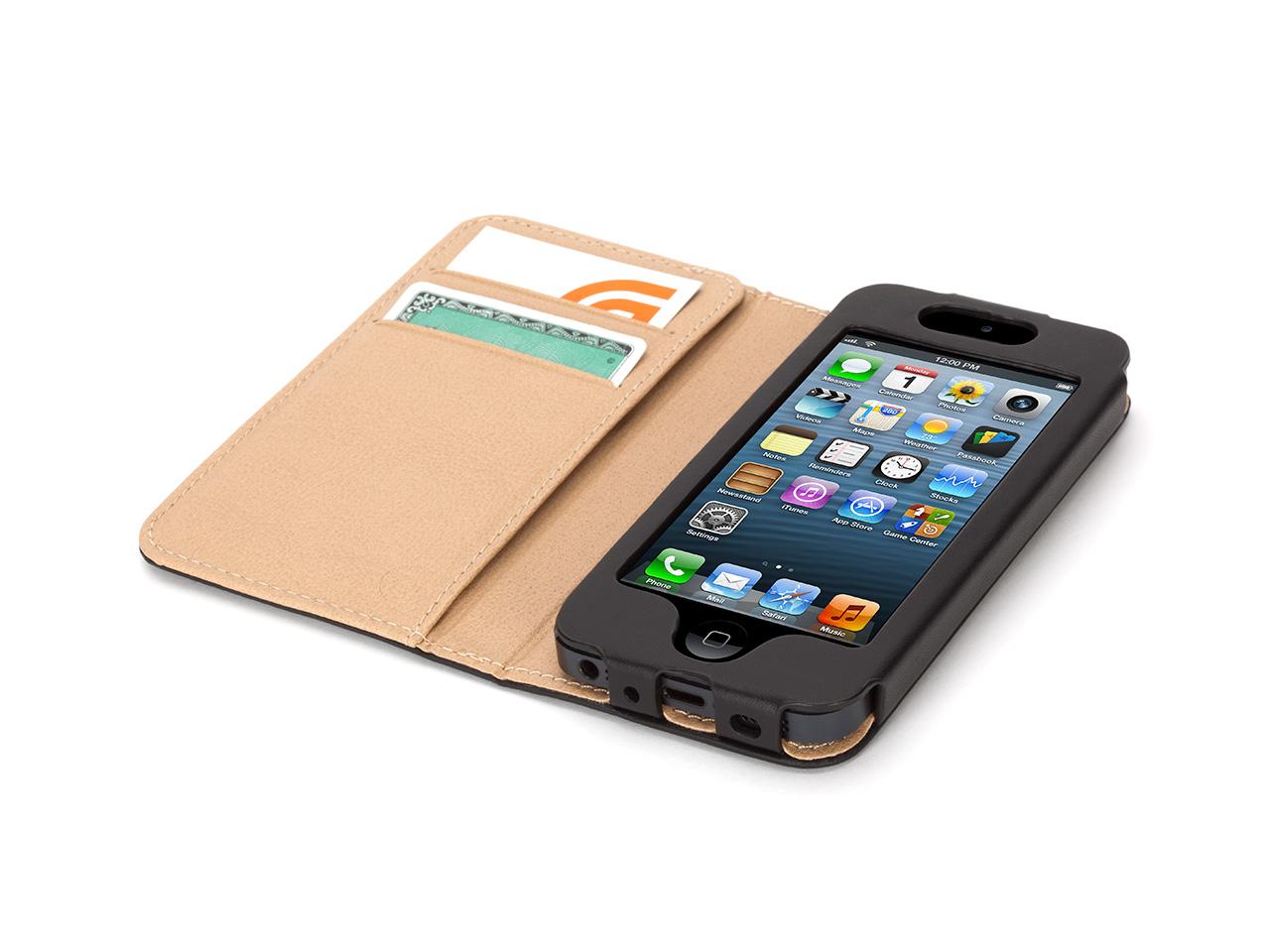 Midtown Bi-fold Wallet Case for iPhone 5/5s & 5c