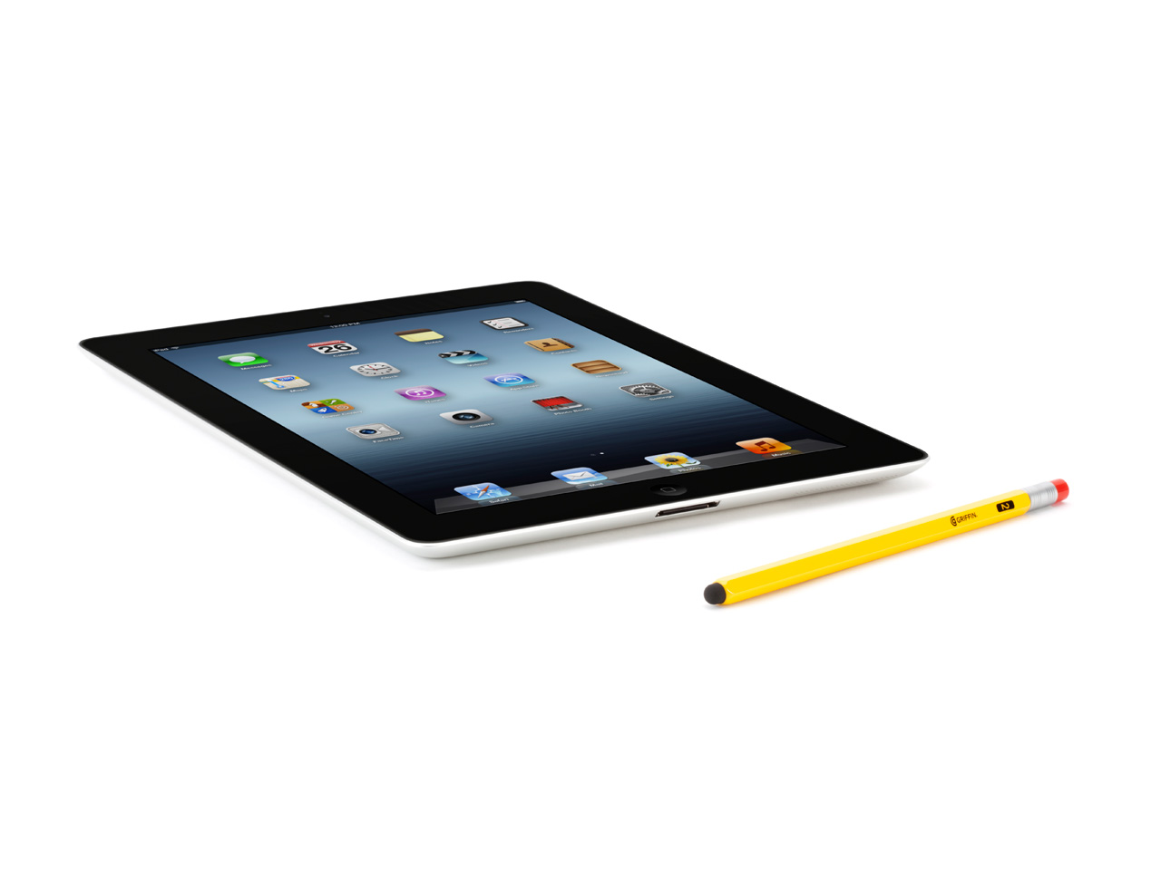 The No. 2 Pencil Stylus for Capacitve Touchscreens