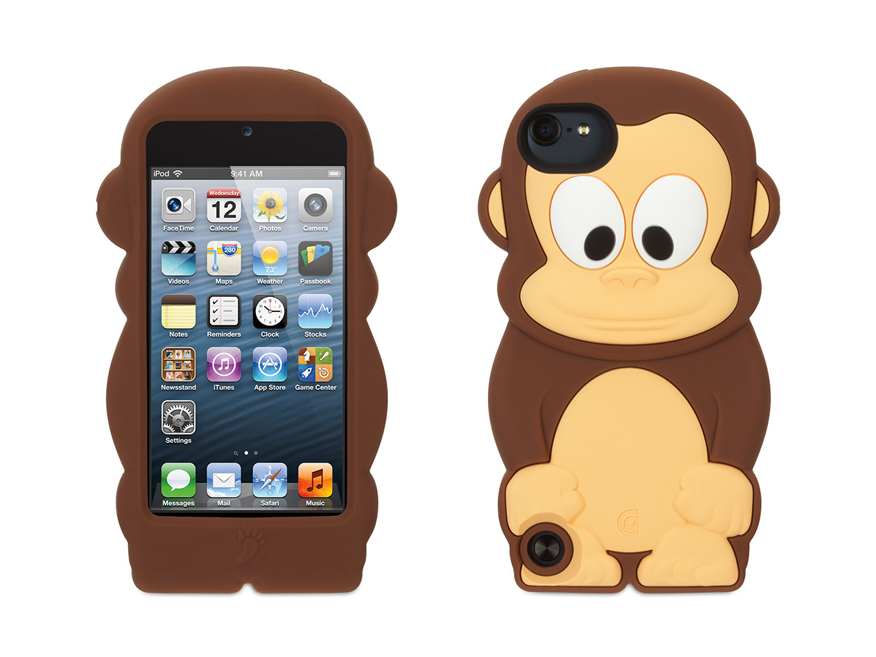Monkey KaZoo Case for iPod Touch 5th/ 6th gen