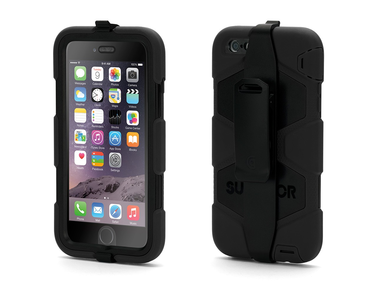 iPhone 6 Plus/iPhone 6s Plus Rugged Case