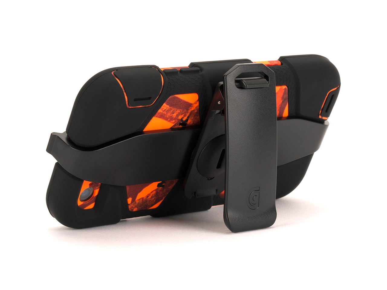 Blaze/Black Survivor All-Terrain Case in Mossy Oak� Camo for iPhone 6/6s