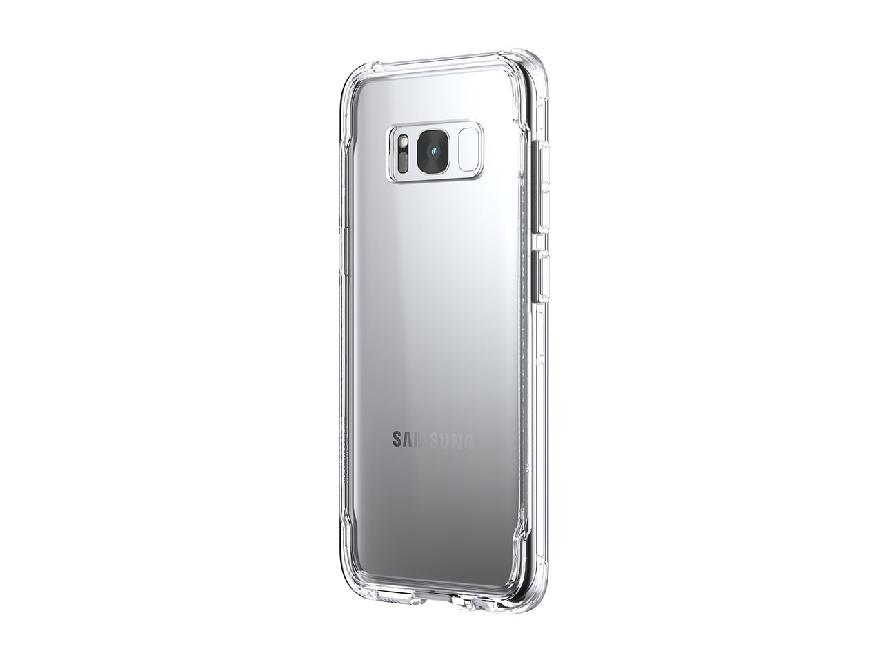 Samsung Galaxy S8 Protective See Through Case