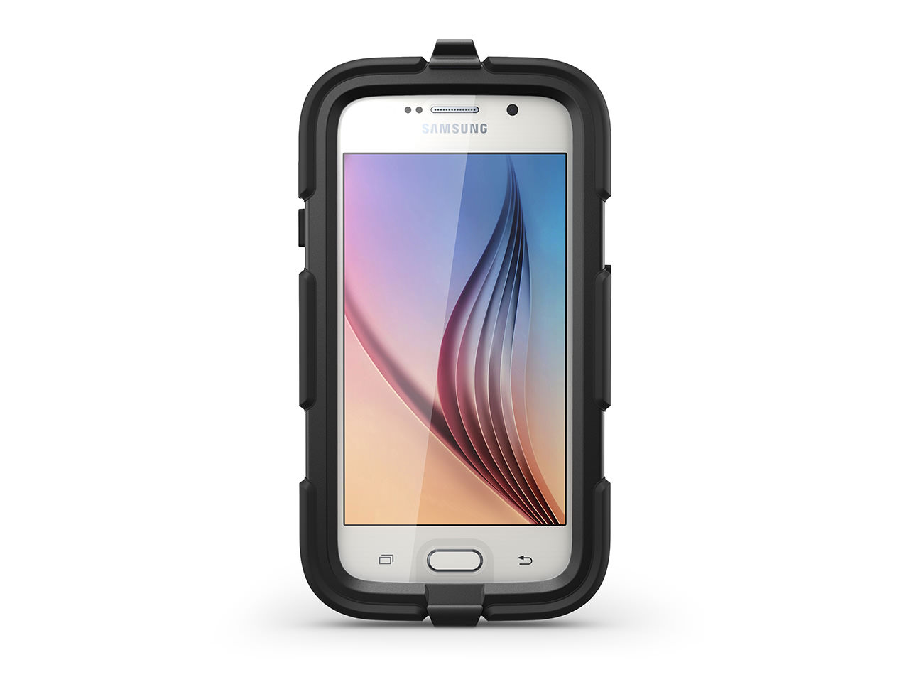Survivor All-Terrain Case + Belt Clip for Samsung Galaxy S6