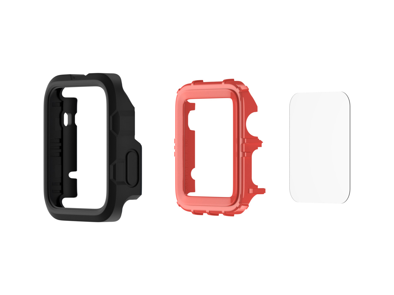 Apple Watch 38mm Rugged Case Survivor Tactical Protective Case