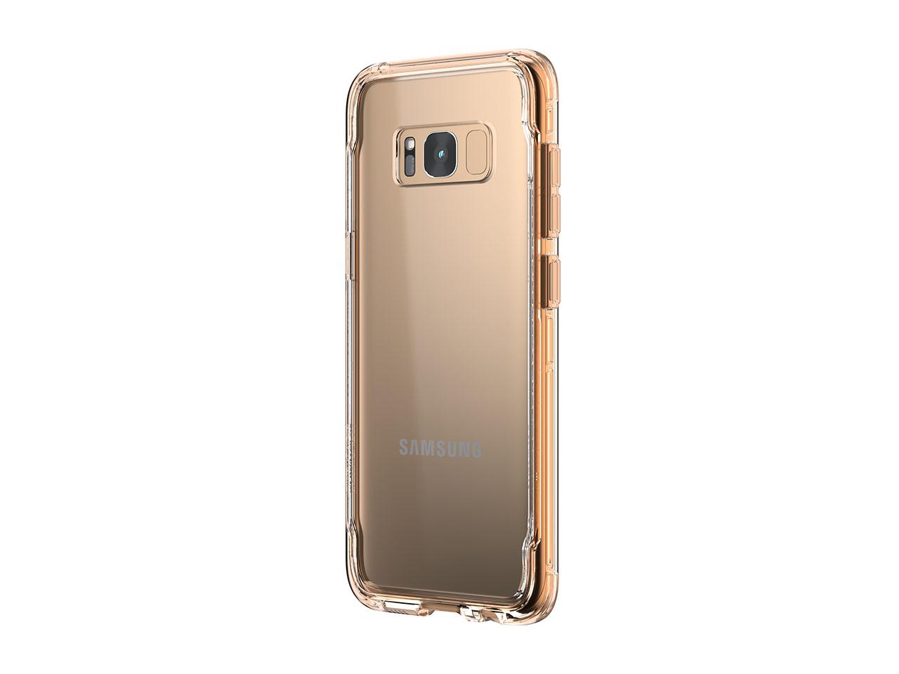 Samsung Galaxy S8 Protective See Through Case