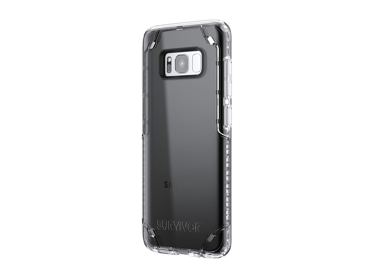 Samung Galaxy S8+ (Plus) Protective Clear Case