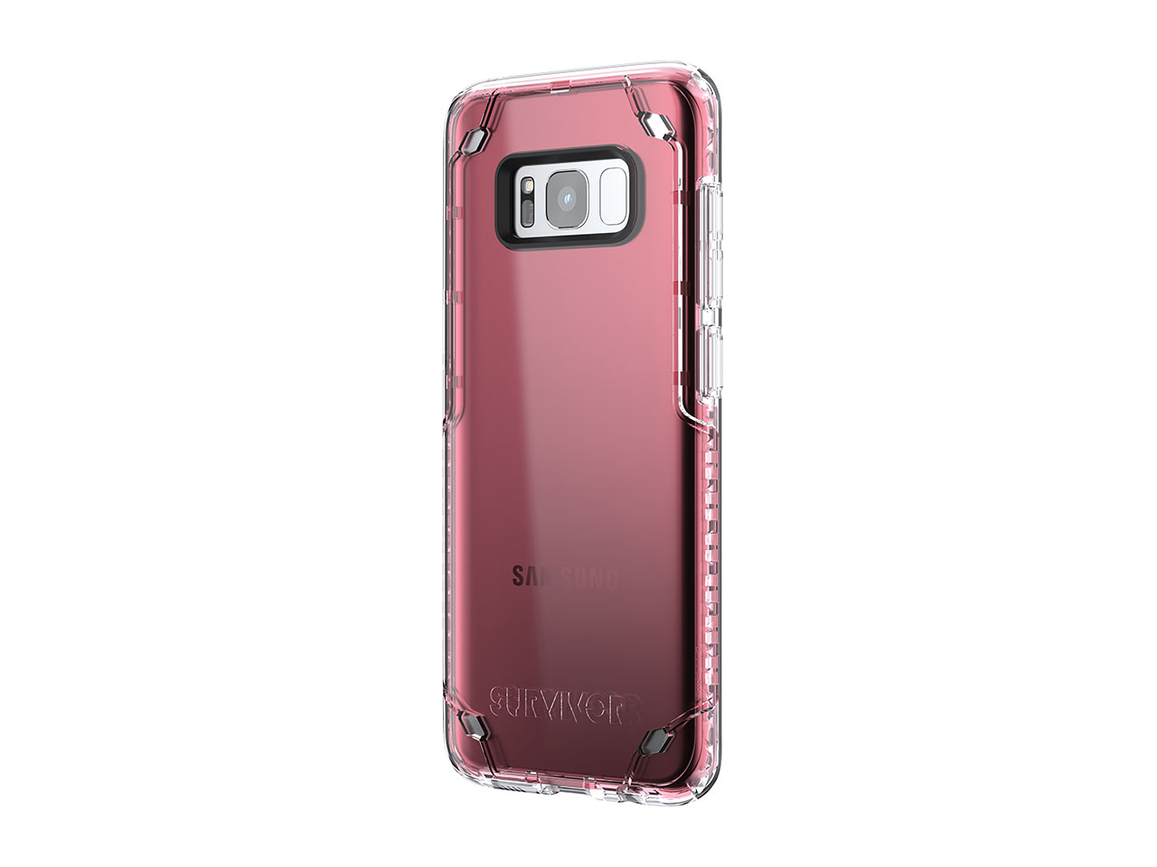 Samsung Galaxy S8 Protective Clear Case