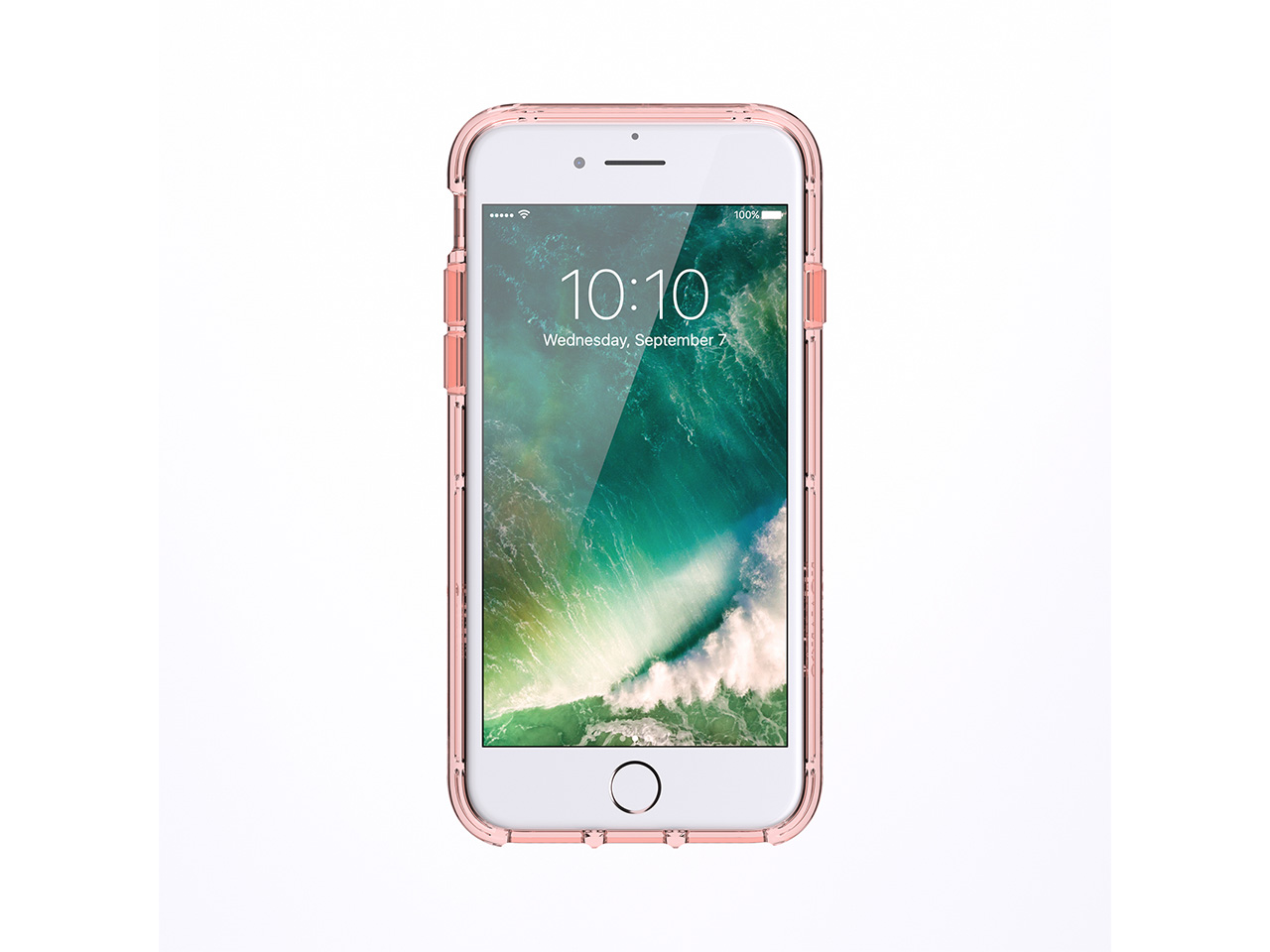 Griffin iPhone 7 Clear Protective Hard Shell Case