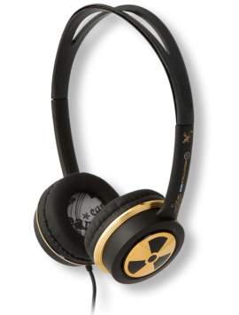 iFrogz EarPollution Toxix Headphones with Mic