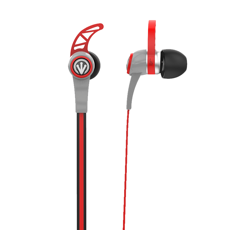 iFrogz Flex Wing Earbuds with Mic