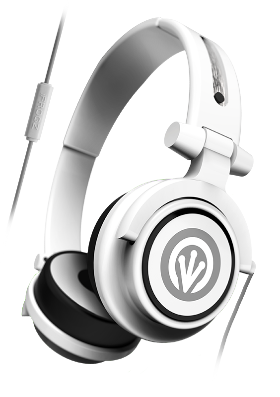 iFrogz Orion Headphones with Mic