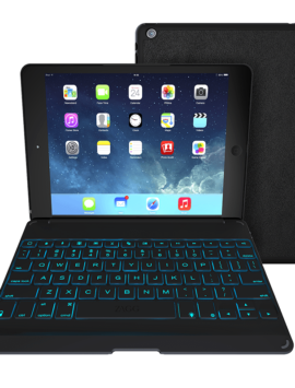 Folio Case with Backlit Keyboard for the Apple iPad Air