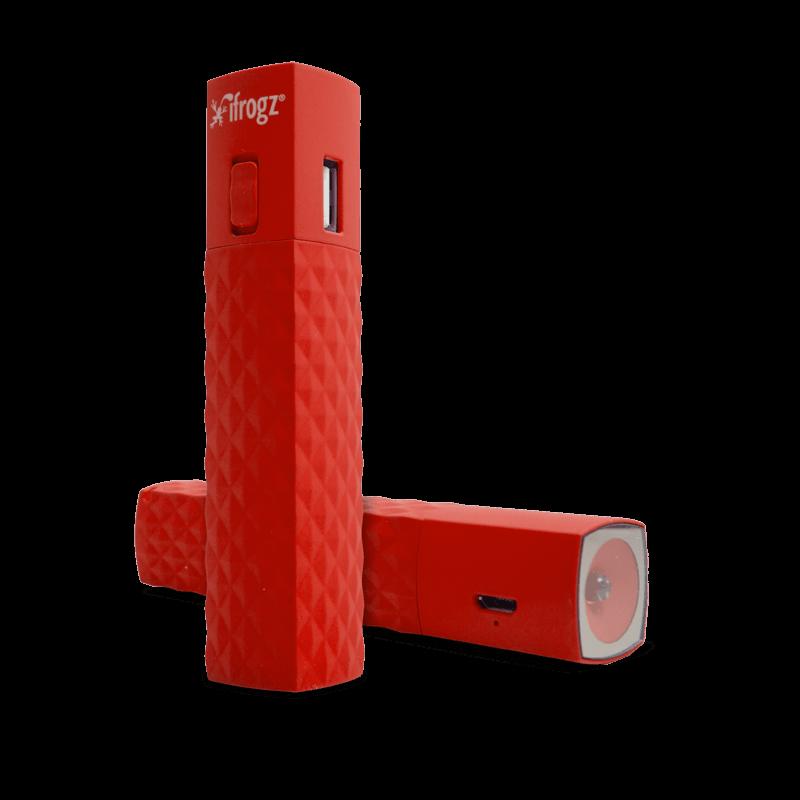 GoLite - 2600 mAh battery + Flashlight