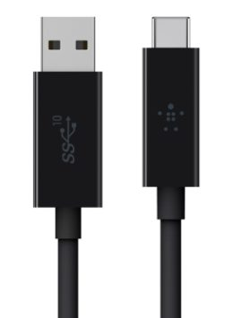 3.1 USB-A to USB-C™ Cable (Also Known as USB Type-C™)