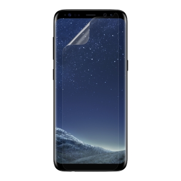 ScreenForce® Transparent Screen Protector for Samsung Galaxy S8+ (2-Pack)