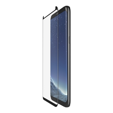 ScreenForce® TemperedCurve Screen Protection for Samsung Galaxy S8+