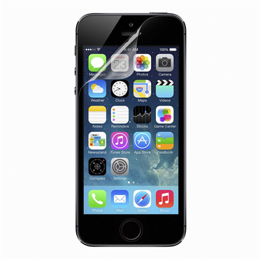 TrueClear Transparent Screen Protector for iPhone 5/5s/5c and iPhone SE