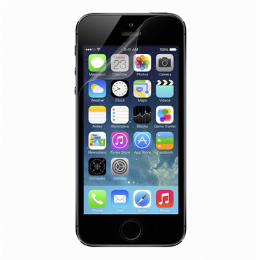 TrueClear Anti-Smudge Screen Protector for iPhone 5/5s and iPhone SE