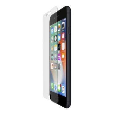 ScreenForce®  InvisiGlass™ Ultra Screen Protector for iPhone 8 Plus/7 Plus