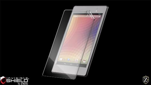 InvisibleShield Original for the Google Nexus 7 next gen