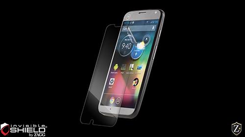 InvisibleShield Original for the Motorola Moto X