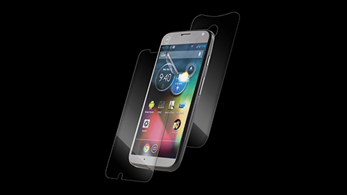 InvisibleShield Original for the Motorola Moto X