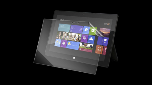 InvisibleShield Original for the Microsoft Surface Pro