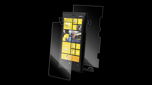 InvisibleShield Original for the Nokia Lumia 920