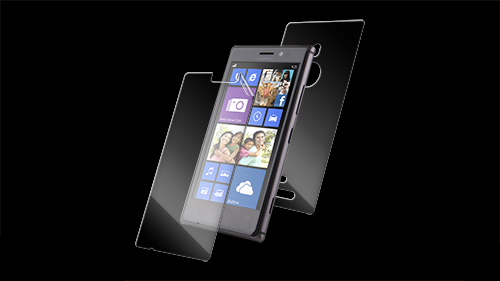 InvisibleShield Original for the Nokia Lumia 925