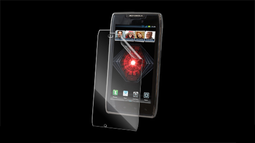 InvisibleShield Original for the Motorola Droid RAZR MAXX