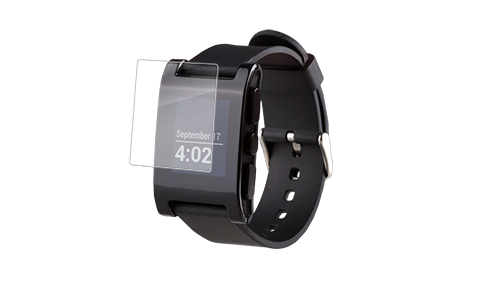 InvisibleShield Original for the Pebble Smart Watch
