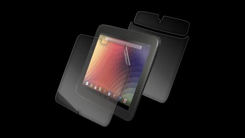 InvisibleShield Original for the Samsung Google Nexus 10
