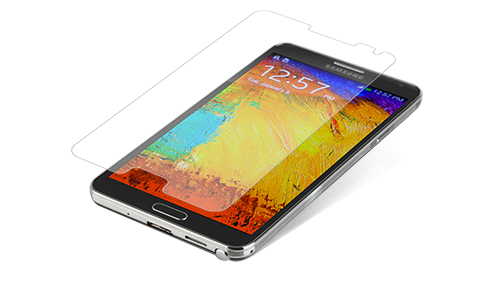 InvisibleShield HDX for the Samsung Galaxy Note 3