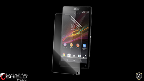 InvisibleShield Original for the Sony Xperia ZL
