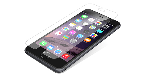 InvisibleShield Original for the Apple iPhone 6/6s