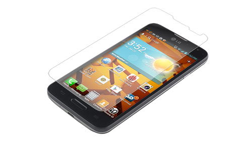 InvisibleShield Original for the LG Optimus L70