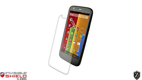 InvisibleShield Original for the Motorola Moto G