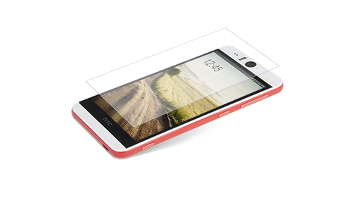 InvisibleShield HDX for the HTC Desire EYE