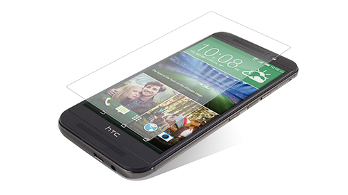 InvisibleShield GLASS for the HTC One M9